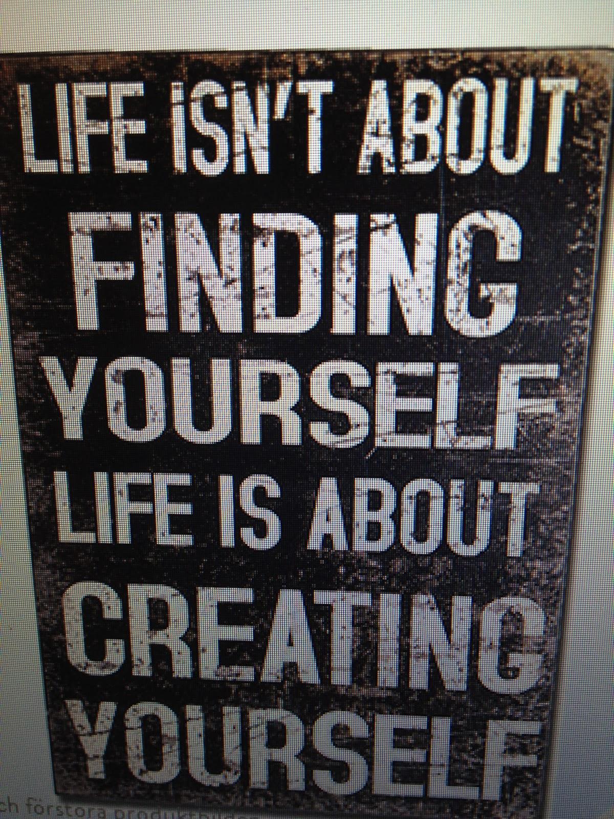 Hus inspiration inredning: citat