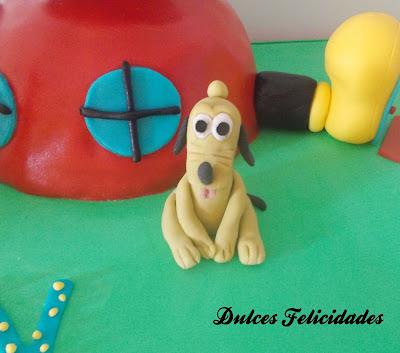 Tutorial modelado Pluto en fondant