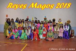 REYES MAGOS 2018