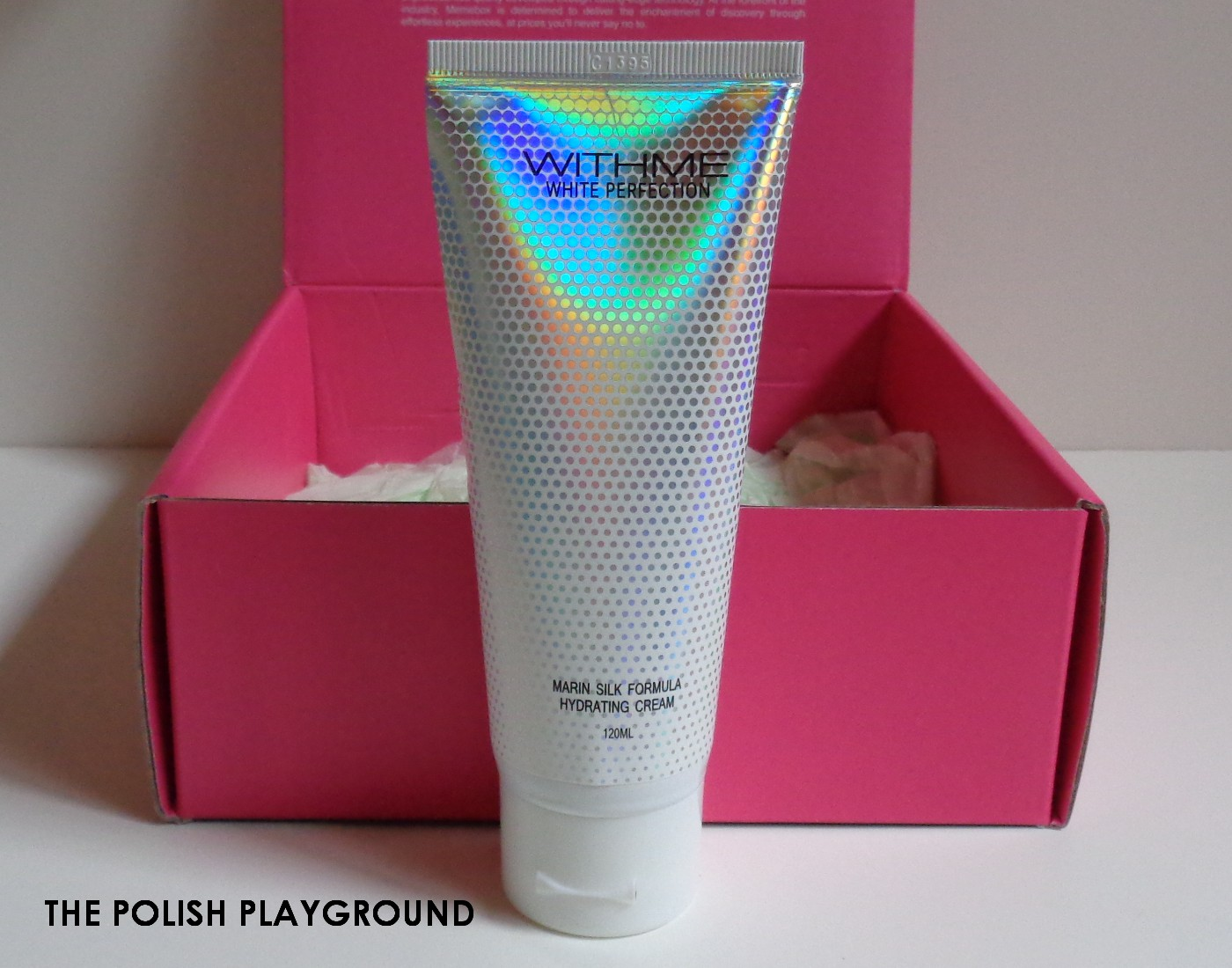 Memebox Special #73 Brighten & Correct Unboxing - WITHME White Perfection Hydrating Cream
