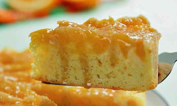 #receita de #bolo de #laranja