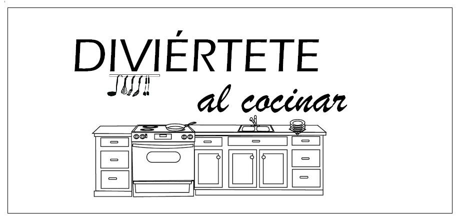 Diviértete al Cocinar