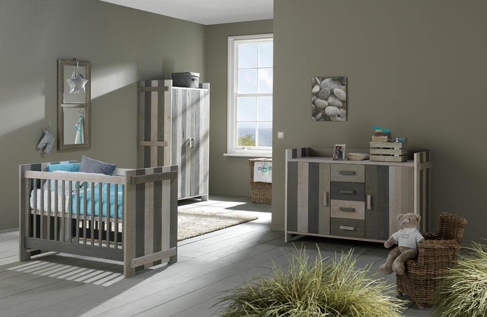 Habitaci n de bebe color gris dormitorios con estilo for Cuarto color gris