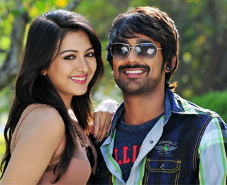 Catherine tresa Chammak Challo movie stills