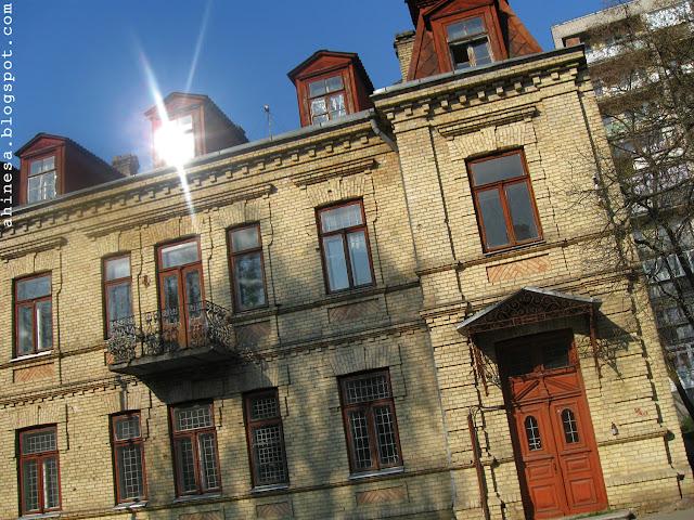 старые дома в гродно по улице академическая