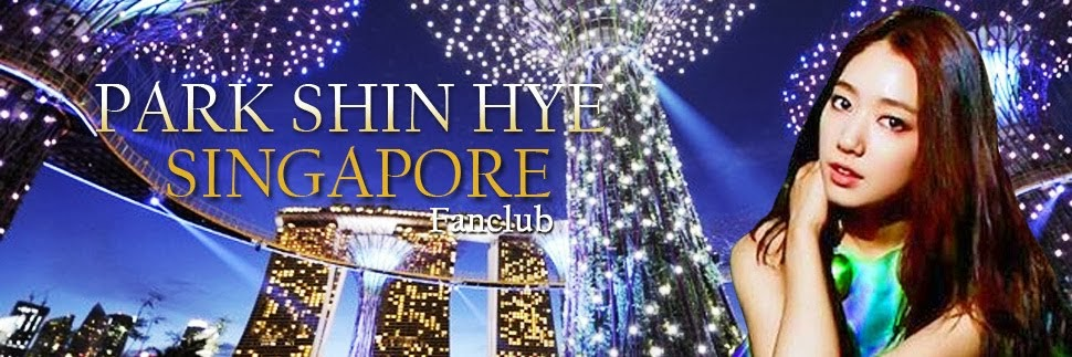 Park Shin Hye Singapore Fanclub | 朴信惠新加坡后援会