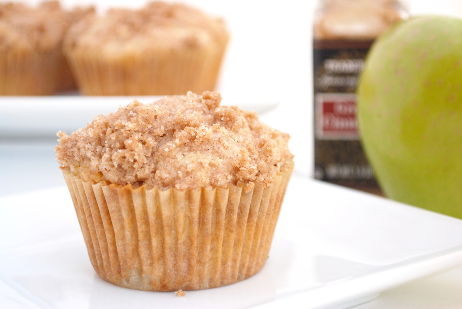 Apple Cinnamon Muffins ~ Delicious Food Recipes