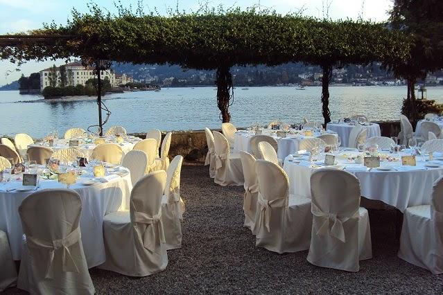 Matrimonio sul lago Maggiore...nel Golfo Borromeo..con Essenza Eventi ®