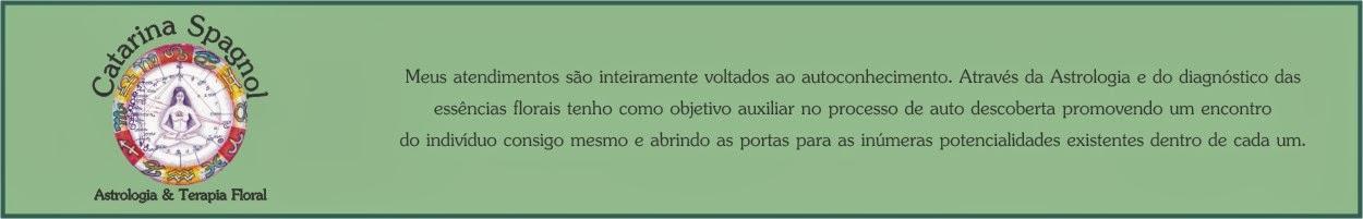 Catarina Spagnol - Astrologia & Terapia Floral