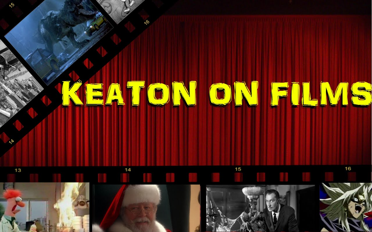 Keaton on Films