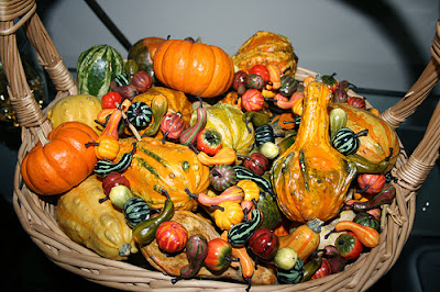 Thanksgiving Decoration by alasam, on Flickr