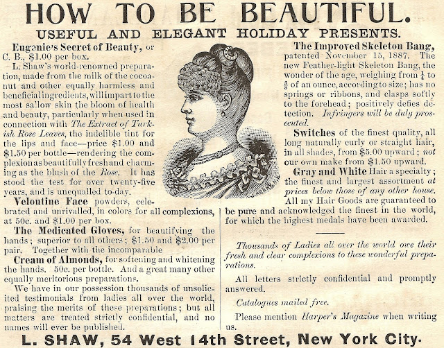 1800's Fashion/Advertisement/Royalty Free/Clip Art/Antique Graphic/via KnickofTimeInteriors.blogspot.com