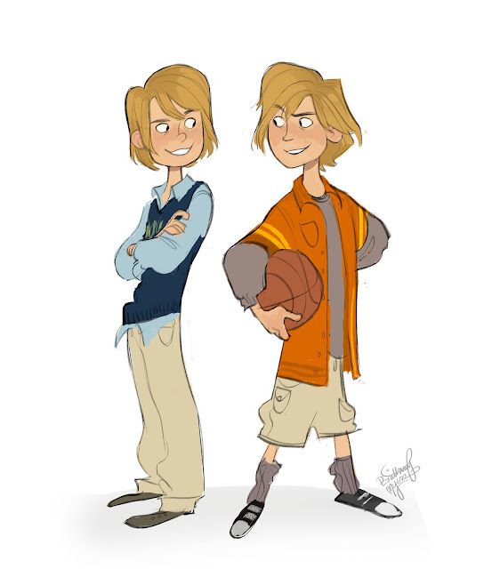 Character Design Zach : Brittany myers art the suite life of zack and cody