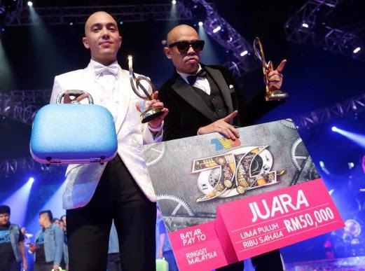 Datuk Mokhzani Ismail Kenapa lagu Apa Khabar menang AJL29