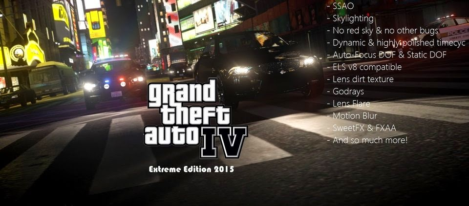 Download Gta IV Extreme Pc