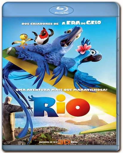 Baixar Filme Rio 1 1080p Dual Audio Bluray Download via Torrent