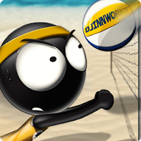 Stickman Volleyball Apk v1.0.2-cover