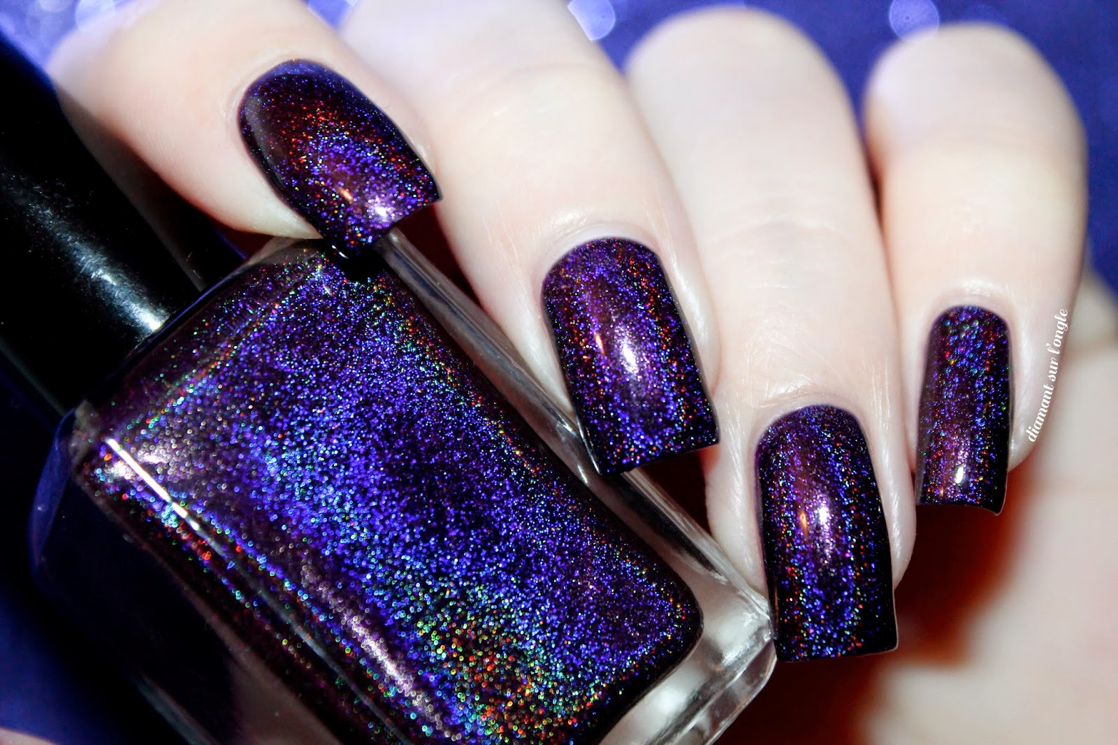 Swatch of November 2014 by Enchanted Polish