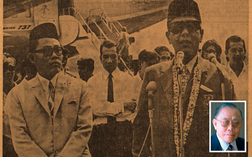 Tan Sri Hamzah Abu Samah