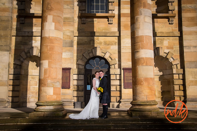St Andrews in the Square Wedding Photography