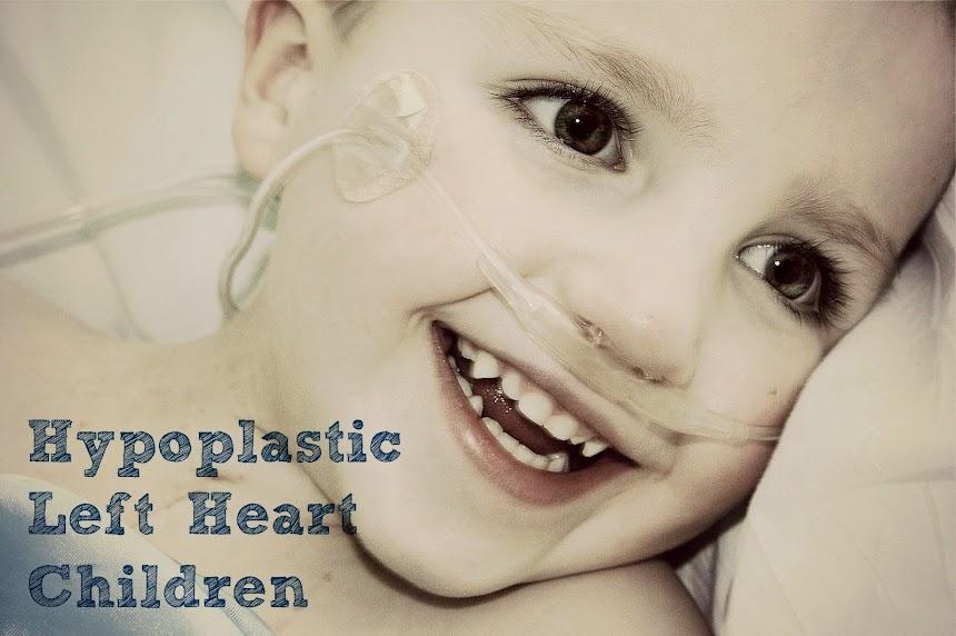 Hypoplastic Left Heart Babies