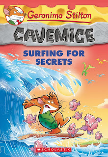 Geronimo Stilton Cavemice: Surfing for Secrets