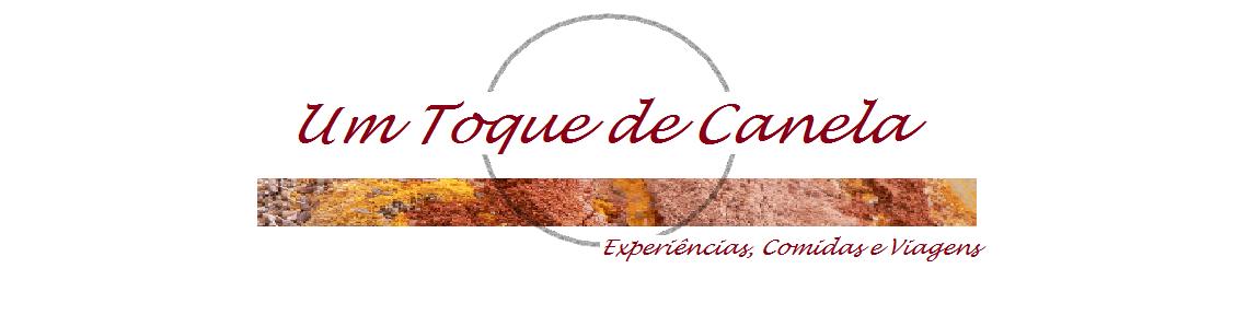 UM TOQUE DE CANELA