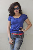 Archana photos in blue top-thumbnail-5