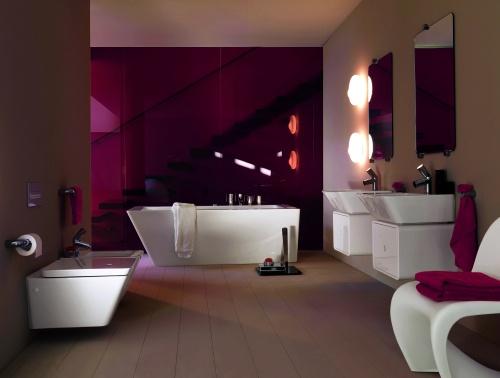 La casa in vetrina bagno un oasi di benessere tra design e hi tech - La casa del bagno ...