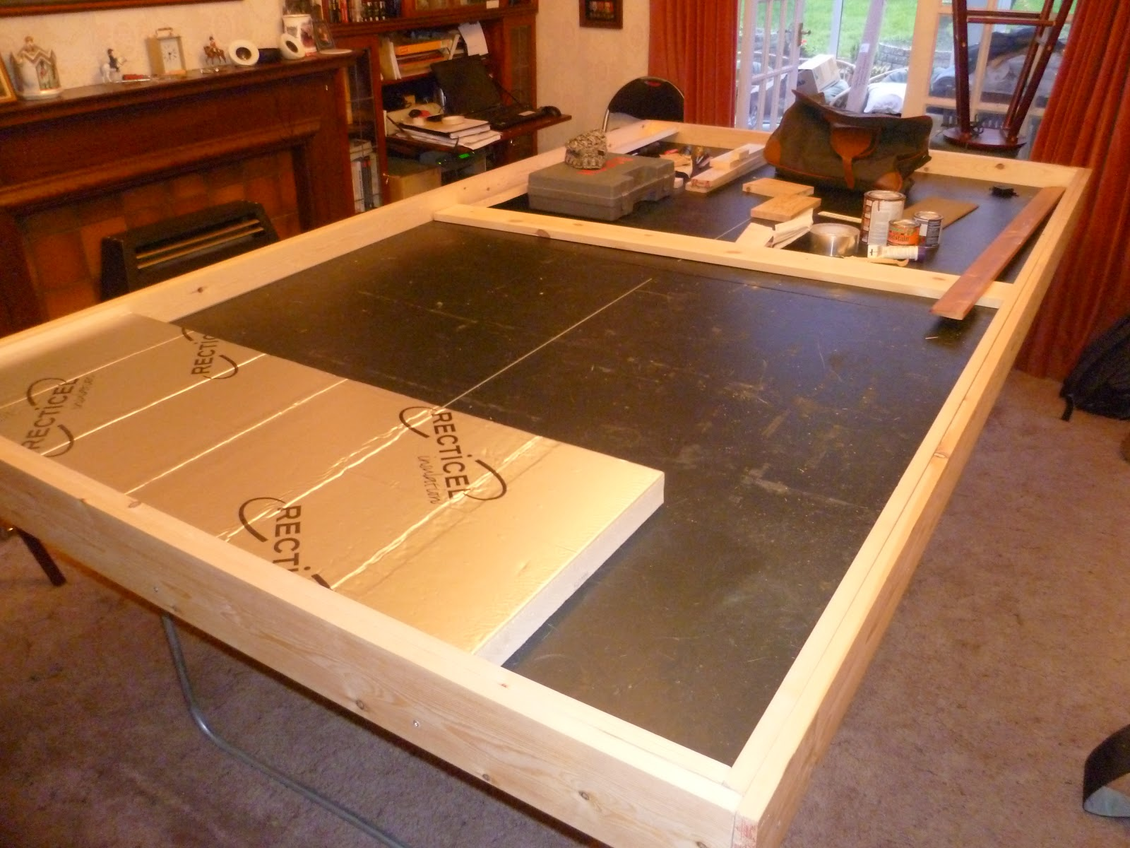 war game table plans