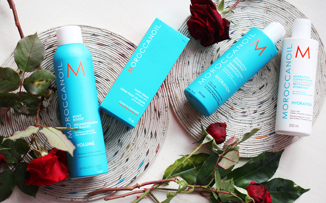 A Blog post on Moroccanoil and their new campagin Inspirired by Women.
