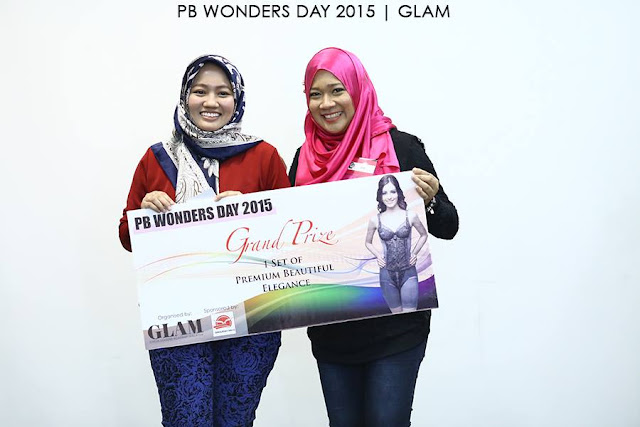 PB Wonders, PB Wonders Day, Hanis Haizi Protege, Premium Beautiful, Set Kurus Bajet, Kurus, Langsing, Sihat, Korset, byrawlins, murah, GLAM, GLAMpreneurs