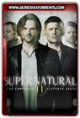 Supernatural 11ª Temporada – Torrent Dublado ou Legendado (2015)