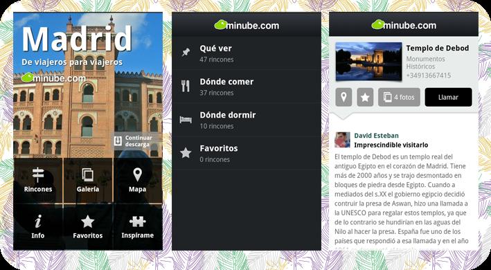 app-minube-madrid