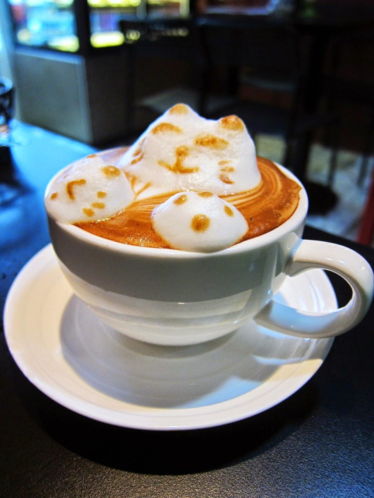 Gusto Cafe - 假日從3D開始