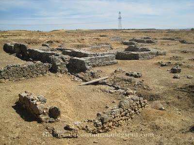 Zona arqueológica de Lancia