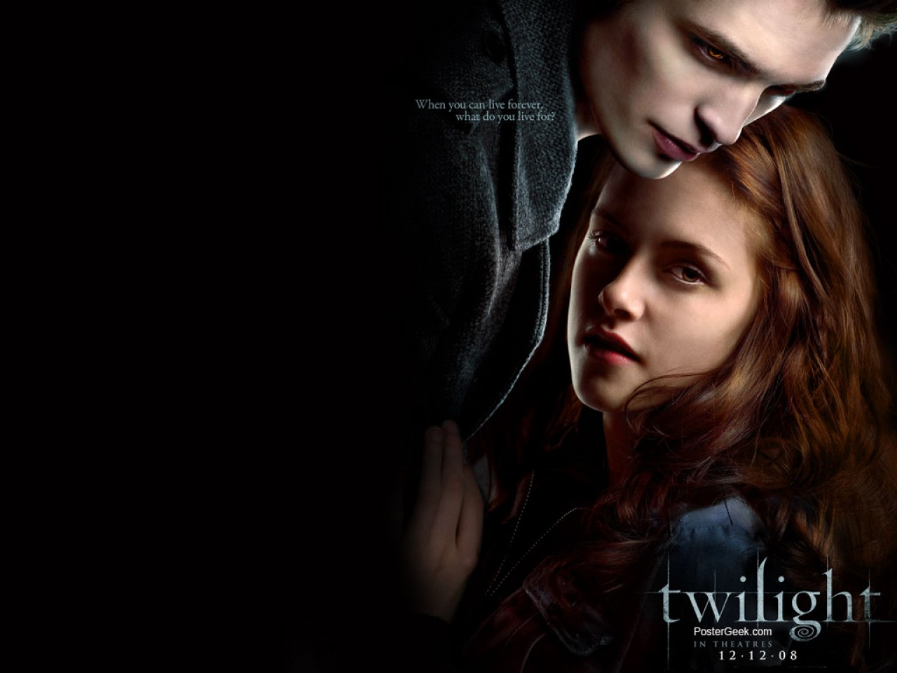 Twilight Hollywood Movie HD Wallpaper