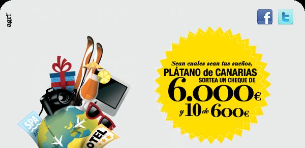 Me gusta ahorrar platano de canarias sortea 6000 euros for Cocina 6000 euros