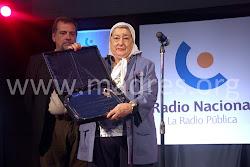 AM 530 LA VOZ DE LAS MADRES PREMIADA POR RADIO NACIONAL