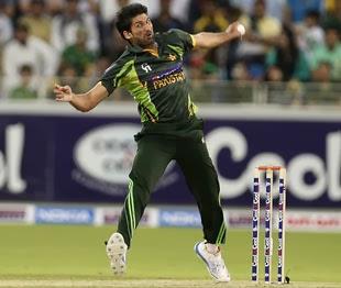 Pakistan tour South Africa 1st T20, Pak vs SA scores 2013,