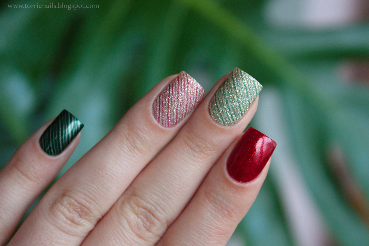 Zoya Tomoko China Glaze Ruby Pumps Nubar Greener