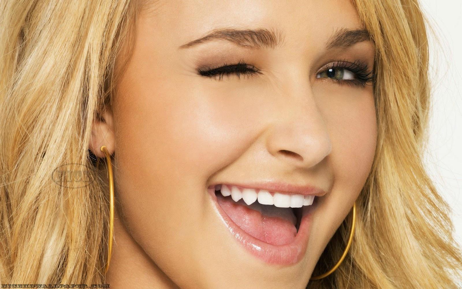 Hayden Leslie Panettiere hot close eye wallpapers