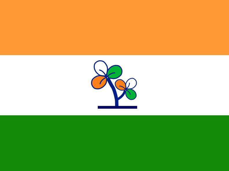 Trinamool Congress Logo Free Indian Logos