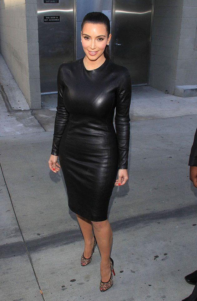 Trend Leather Dresses How To Wear Them Without Looking Trashy