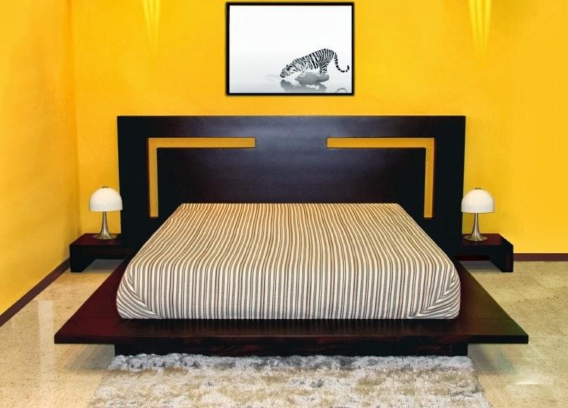 Modernas camas matrimoniales decoracion para el hogar for Camas matrimoniales