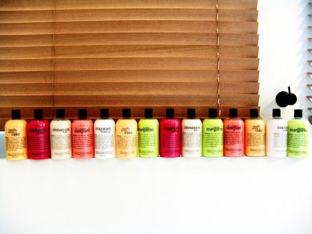 Delicious bubble bath's & shower gels by Philosophy. #Beauty #Treatment #Brand #Hotspot