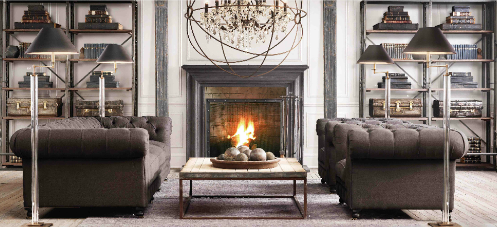 Griffin Design Source: Personal Shopper: The Best From Restoration Hardware