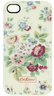 Trailing Floral iPhone 4 Case