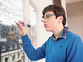 Barnett, Remaja 14 Tahun Yang Lebih Jenius Dari Einstein