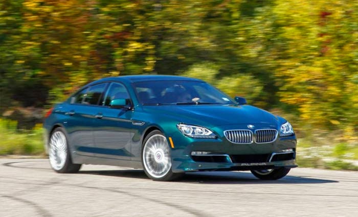 2015 Bmw Alpina B6 Gran Coupe Review